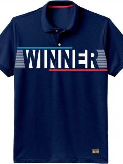 Camiseta para Hombre  tipo Polo en Tejido Fraccionado Pique 96% Algodón 4% Elastano Regular Fit Manga Corta  Nexxos 39423