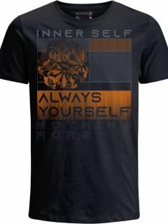Camiseta para Hombre en Tejido de Punto 100% Algodón Tubular  Nexxos 39451