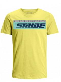 Camiseta para Hombre Tejido de Punto 100% Algodón Peinado Abierto Manga Corta Nexxos 39628-080