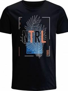 Camiseta para Hombre en Tejido de Punto 100% Algodón Tubular  Nexxos 39526