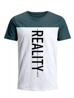 Camiseta para Hombre Tejido de Punto 96% Algodón 4% Elastano Manga Corta Nexxos 39657-353