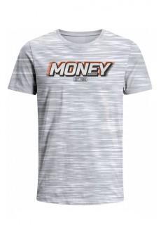 Camiseta para Hombre Tejido de Punto 100% Algodón Peinado Abierto Manga Corta Nexxos 39398-018