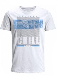 Camiseta para Hombre Tejido de Punto 100% Algodón Tubular Manga Corta Nexxos 39620-000