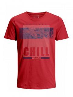 Camiseta para Hombre Tejido de Punto 100% Algodón Tubular Manga Corta Nexxos 39620-001