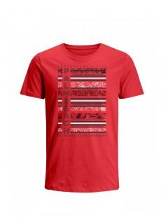 Camiseta para Hombre Tejido de Punto 100% Algodón Tubular Manga Corta Nexxos 39652-001