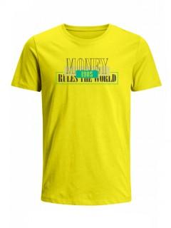 Camiseta para Hombre Tejido de Punto 96% Algodón 4% Elastano Manga Corta Nexxos 39536-080