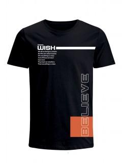 Camiseta para Hombre Tejido de Punto 96% Algodón 4% Elastano Manga Corta Nexxos 39547-008