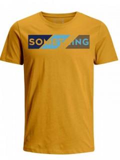 Camiseta para Hombre Tejido de Punto 96% Algodón 4% Elastano Manga Corta Nexxos 39623-067