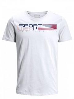 Camiseta para Hombre Tejido de Punto 96% Algodón 4% Elastano Manga Corta Nexxos 39624-000