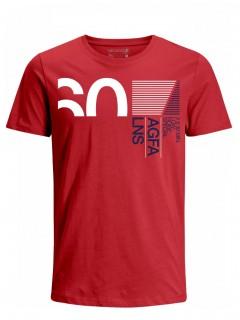 Camiseta para Hombre Tejido de Punto 96% Algodón 4% Elastano Manga Corta Nexxos 39625-001