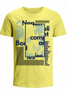 Camiseta para Niño Tejido de Punto 100% Algodón Tubular Manga Corta Nexxos 45290-080