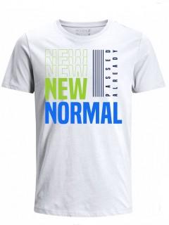 Camiseta para Niño Tejido de Punto 100% Algodón Tubular Manga Corta Nexxos 45292