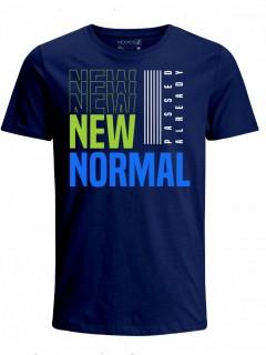 Camiseta para Niño Tejido de Punto 100% Algodón Tubular Manga Corta Nexxos 45292-005