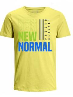 Camiseta para Niño Tejido de Punto 100% Algodón Tubular Manga Corta Nexxos 45292-080