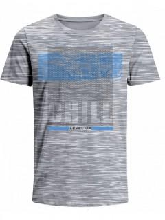 Camiseta para Niño Tejido de Punto 100% Algodón Tubular Manga Corta Nexxos 45293-422
