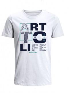 Camiseta para Niño Tejido de Punto 100% Algodón Tubular Manga Corta Nexxos 45309