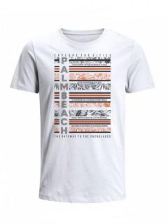 Camiseta para Niño Tejido de Punto 100% Algodón Tubular Manga Corta Nexxos 45310