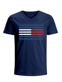 Camiseta para Niño Tejido de Punto 96% Algodón 4% Elastano Manga Corta Nexxos 45263-005