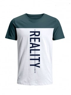Camiseta para Niño Tejido de Punto 96% Algodón 4% Elastano Manga Corta Nexxos 45316-353