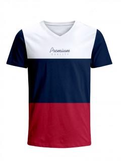 Camiseta para Niño Tejido de Punto 96% Algodón 4% Elastano Manga Corta Nexxos 45318