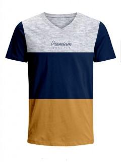 Camiseta para Niño Tejido de Punto 96% Algodón 4% Elastano Manga Corta Nexxos 45318-067
