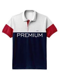 Camiseta para hombre en Tejido Fraccionado 96% Algodón 4% Elastano Manga Corta marca Nexxos 39676-000