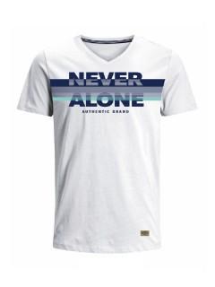 Camiseta para hombre en Tejido De Punto 96% Algodón 4% Elastano Manga Corta marca Nexxos 39685-000