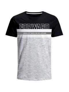 Camiseta para hombre en Tejido De Punto 96% Algodón 4% Elastano Manga Corta marca Nexxos 39736-008