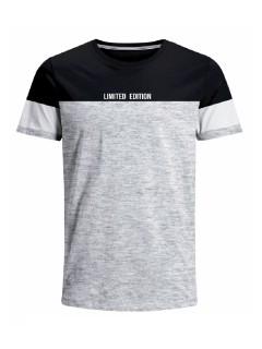 Camiseta para hombre en Tejido De Punto 96% Algodón 4% Elastano Manga Corta marca Nexxos 39737-008