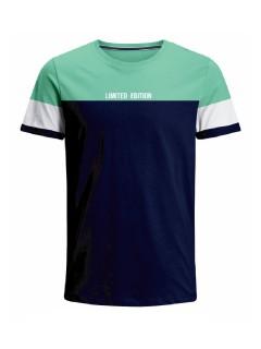 Camiseta para hombre en Tejido De Punto 96% Algodón 4% Elastano Manga Corta marca Nexxos 39737-410