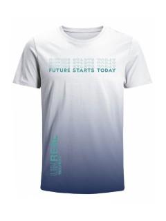 Camiseta para hombre en Tejido De Punto 96% Algodón 4% Elastano Manga Corta marca Nexxos 39758-000