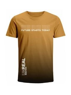Camiseta para hombre en Tejido De Punto 96% Algodón 4% Elastano Manga Corta marca Nexxos 39758-067