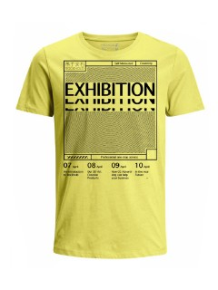 Camiseta para hombre en Tejido De Punto 100% Algodón Tubular Manga Corta marca Nexxos 39766-080