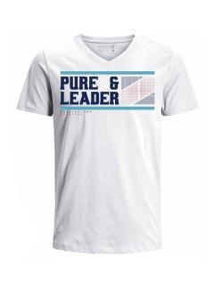 Camiseta para hombre en Tejido De Punto 100% Algodón Peinado Abierto Manga Corta marca Nexxos 39771-000