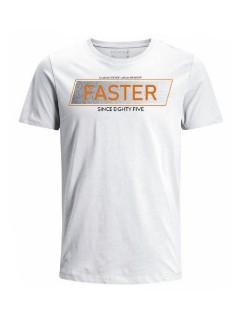 Camiseta para hombre en Tejido De Punto 100% Algodón Peinado Abierto Manga Corta marca Nexxos 39773-000
