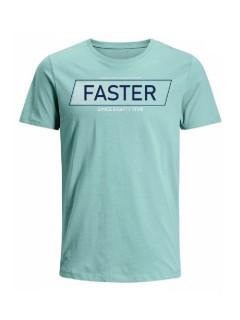 Camiseta para hombre en Tejido De Punto 100% Algodón Peinado Abierto Manga Corta marca Nexxos 39773-410
