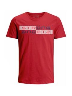 Camiseta para hombre en Tejido De Punto 96% Algodón 4% Elastano Manga Corta marca Nexxos 39777-001