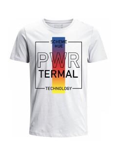Camiseta para hombre en Tejido De Punto 100% Algodón Tubular Manga Corta marca Nexxos 39778-000