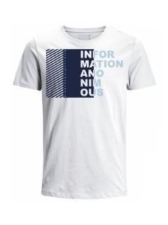 Camiseta para hombre en Tejido De Punto 100% Algodón Peinado Abierto Manga Corta marca Nexxos 39779-000