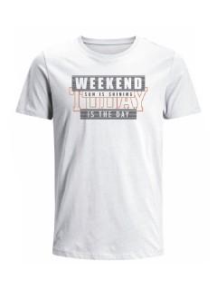 Camiseta para hombre en Tejido De Punto 96% Algodón 4% Elastano Manga Corta marca Nexxos 39785-000