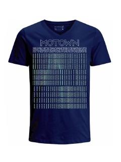 Camiseta para hombre en Tejido De Punto 100% Algodón Tubular Maga Corta marca Nexxos 39824-005