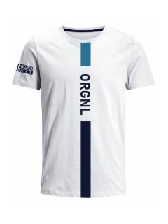 Camiseta para hombre en Tejido De Punto 100% Algodón Peinado Abierto Manga Corta marca Nexxos 39925-000