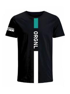 Camiseta para hombre en Tejido De Punto 100% Algodón Peinado Abierto Manga Corta marca Nexxos 39925-008