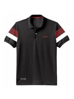 Camiseta para Hombre tipo Polo en Tejido Fraccionado Pique 96% Algodón 4% Elastano Manga Corta  Nexxos 39384