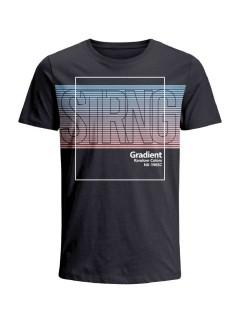 Camiseta para Hombre en Tejido de Punto 96% Algodón 4% Elastano Manga Corta  Nexxos 39401