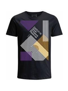 Camiseta para Hombre en Tejido de Punto 100% Algodón Tubular  Nexxos 39454