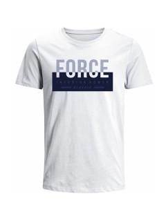 Camiseta para Hombre en Tejido de Punto 100% Algodón Peinado Abierto Manga Corta  Nexxos 39466
