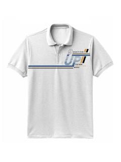 Camiseta para Hombre Tipo Polo en Tejido Fraccionado 96% Algodón 4% Elastano Manga Corta Nexxos 39612-000