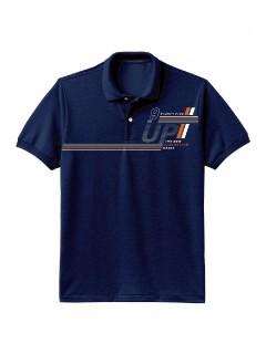 Camiseta para Hombre Tipo Polo en Tejido Fraccionado 96% Algodón 4% Elastano Manga Corta Nexxos 39612-005