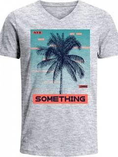 Camiseta para Niño en Tejido de Punto 100% Algodón Tubular  Nexxos 45252